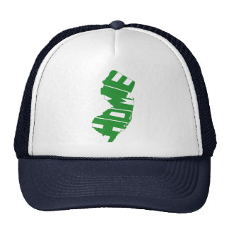 New Jersey Home State Trucker Hat