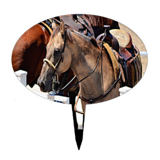 New Jersey Horse Cake Topper