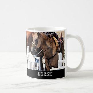 New Jersey Horse Coffee Mug