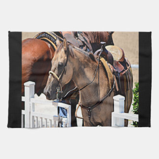 New Jersey Horse Hand Towel