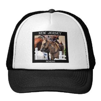 New Jersey Horse Trucker Hat