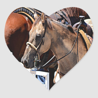 New Jersey Horse Heart Sticker