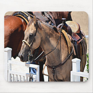 New Jersey Horse Mouse Pad