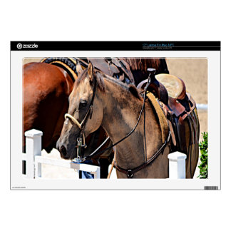 """New Jersey Horse 17"""" Laptop Skins"""