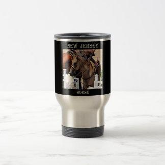 New Jersey Horse Travel Mug