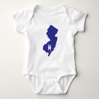 New Jersey Humanist Baby Bodysuit