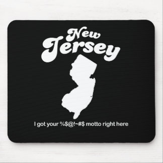 New Jersey - I got T-shirt Mousepad