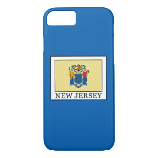 New Jersey iPhone 8/7 Case