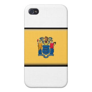 New Jersey  iPhone 4 Cover