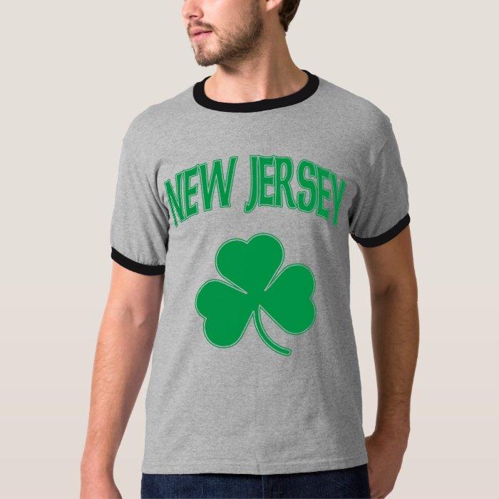 New Jersey Irish T-Shirt