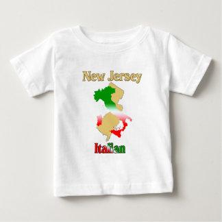 New Jersey Italian Baby T-Shirt