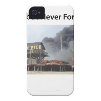 New Jersey - Jersey Shore - Gone But Never Forgot iPhone 4 Cases