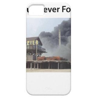 New Jersey - Jersey Shore - Gone But Never Forgot iPhone 5 Covers