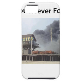 New Jersey - Jersey Shore - Gone But Never Forgot iPhone 5 Case