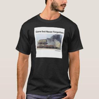 New Jersey - Jersey Shore - Gone But Never Forgot T-Shirt