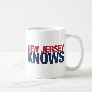 New Jersey Knows Mug