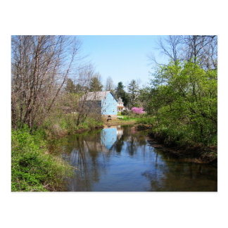 New Jersey Landscape Post Card
