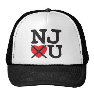 New Jersey le odia Gorro De Camionero