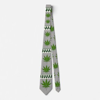 New Jersey Legal Marijuana Tie