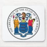New Jersey, los E.E.U.U. Tapetes De Ratón