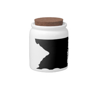 New Jersey Love Candy Jars