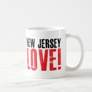 New Jersey Love Coffee Mug