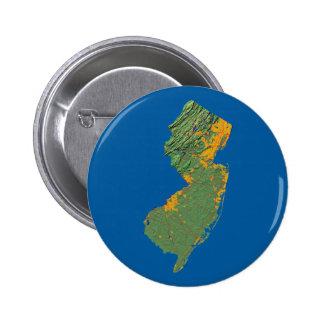 New Jersey Map Button