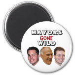 New Jersey Mayors Gone Wild Refrigerator Magnets