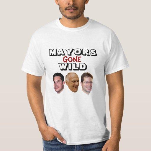 New Jersey Mayors Gone Wild Shirt