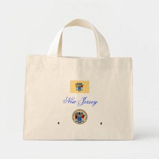 NEW JERSEY MINI TOTE BAG
