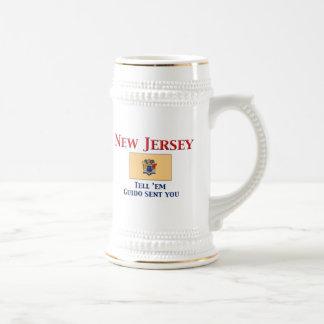 New Jersey Motto Coffee Mug