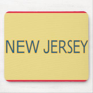 New Jersey Mousepad