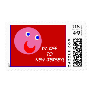 New Jersey Move Or Vacation Postage