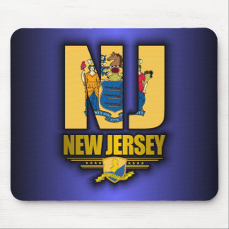 New Jersey (NJ) Mouse Pad