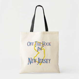 New Jersey - Off The Hook Budget Tote Bag