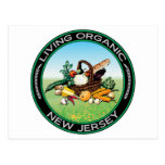 New Jersey orgánico Postal