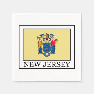 New Jersey Paper Napkin