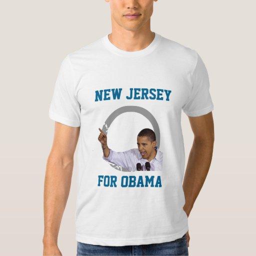 New Jersey para Obama 2012