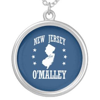 NEW JERSEY PARA O'MALLEY COLGANTE REDONDO