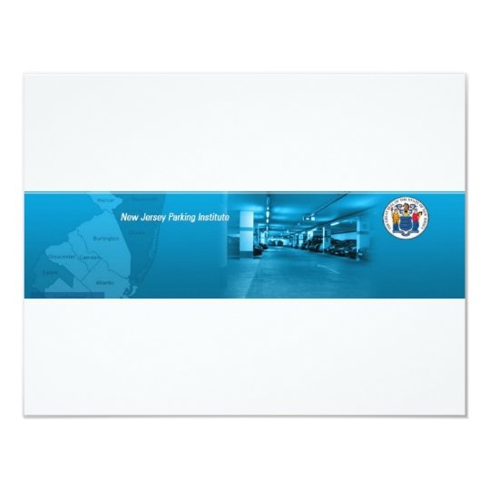 New Jersey Parking Institute Card