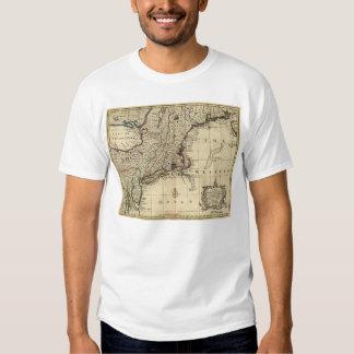 New Jersey Pennsylvania New York New England 1752 Shirt