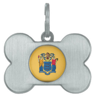 New Jersey Pet Tags