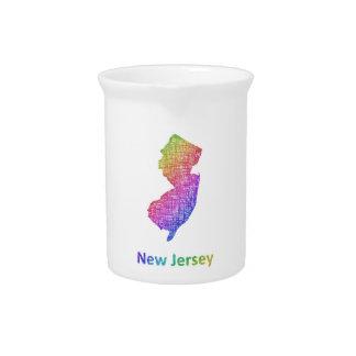 New Jersey Pitcher
