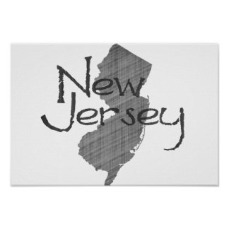 New Jersey Póster