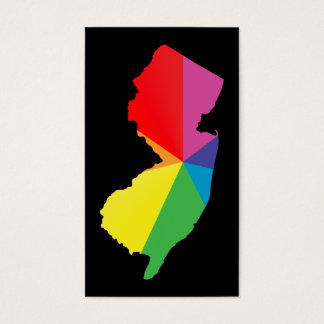 new jersey pride business card