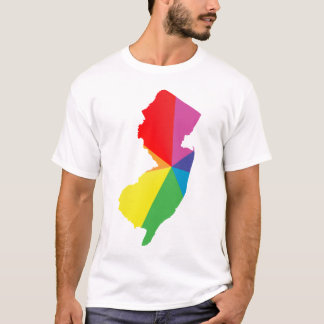 new jersey pride. T-Shirt