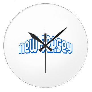 New Jersey Reloj