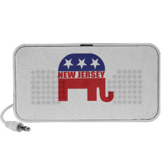 New Jersey Republican Elephant Travel Speaker