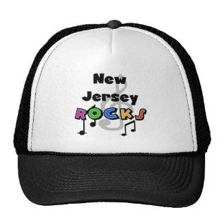 New Jersey Rocks Trucker Hat