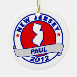 New Jersey Ron Paul Ornamentos De Reyes